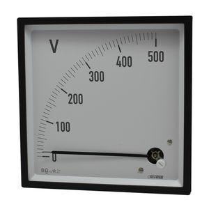 アナログ式電圧計