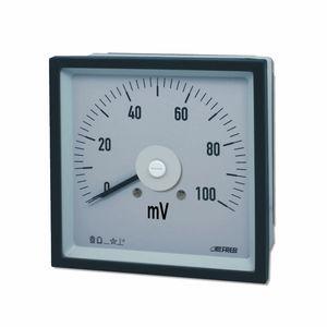 アナログ式ミリボルト計