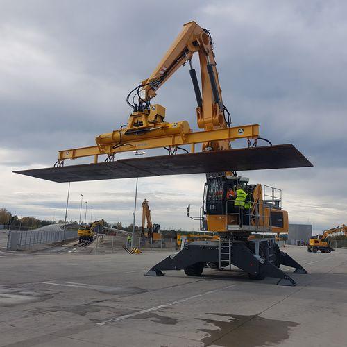重量積載用巻き上げ装置
