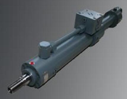 油圧サーボシリンダー