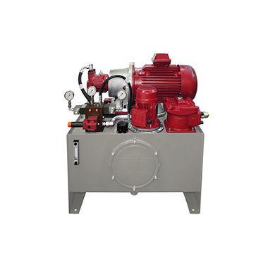 電動油圧パワ-ユニット