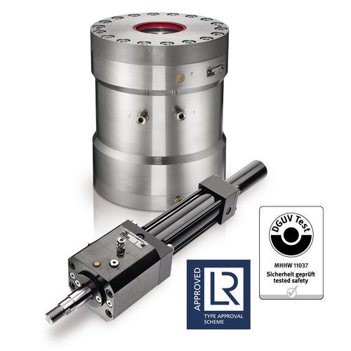 油圧抵抗および油圧解放締め付け指示器