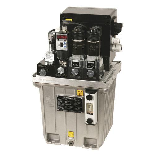 電動モーター油圧パワ-ユニット