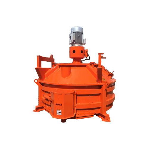 遊星歯車混合器 / バッチ式 / コンクリート用