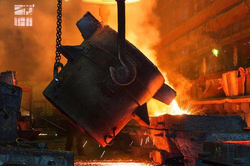 炭素鋼金属射出成形