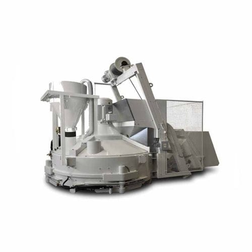 パドル混合器 / 遊星歯車 / バッチ式 / コンクリート用