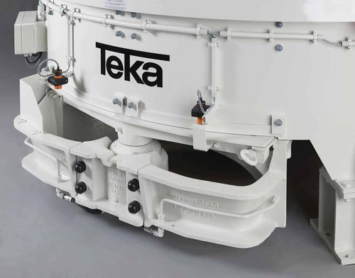 遊星歯車混合器 / 連続 / コンクリート用 / アスファルト
