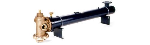 熱交換器湯沸かし器