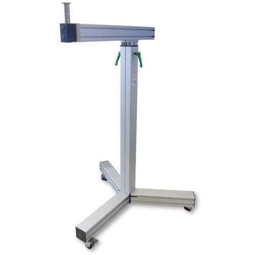 拡張用架台付き顕微鏡用台