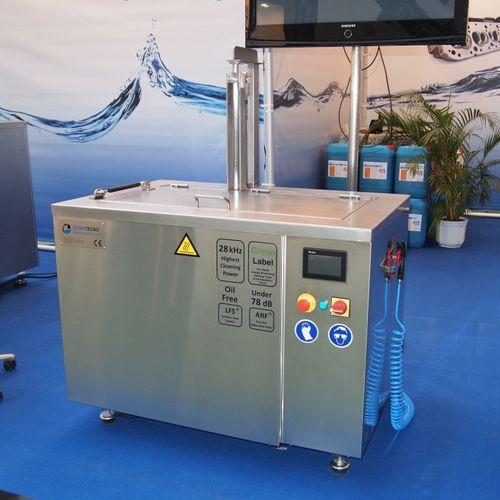 超音波式洗浄機