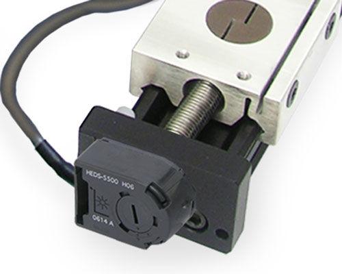 光学ロータリエンコーダー