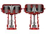 空気圧式バルブアクチュエータ / リニア / ピストン式 / スプリングリターン