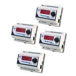 冷凍システム用温度コントローラー / LEDディスプレイ付き / PID