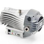 スクロール真空ポンプ / ドライ / 一段 / 騒音用弱水準器