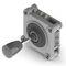 コンパクトジョイスティック / ビデオ監視用 / アシスティブ テクノロジー用 / 遠隔操作用V4, V3Pinted Motor Works