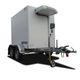 冷蔵トレーラー / 2軸 / 食品用