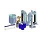 研磨用ロボットセル / 除荷 / 積載 / 正面削り
