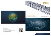 Catalog of COWELL EXTRUSION