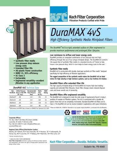 DuraMAX 4vS