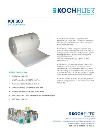 KDF 600