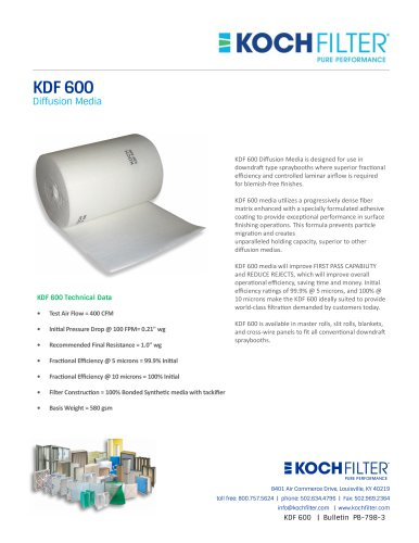 KDF600