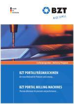 BZT Portal Milling Machines