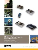 Electronic Control Systems Vansco Controllers