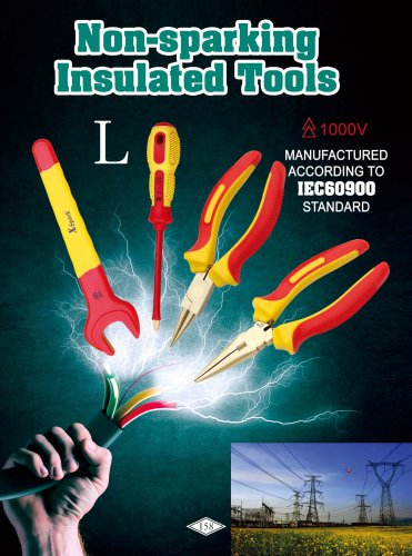 X-Spark Safety Tools Category L widely used in oil andgas works and explosive manufactories