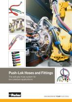 Push-Lok Hoses and Fittings