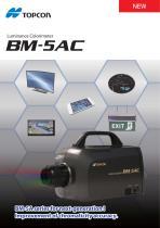 Luminance Colorimeter BM-5AC