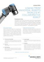 UR10e tech sheet