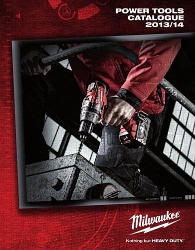 Powertools Catalogue