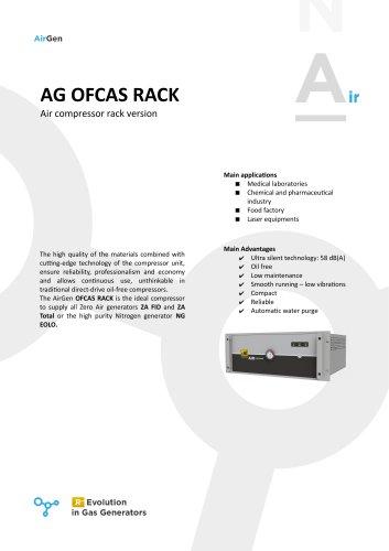 AG OFCAS RACK
