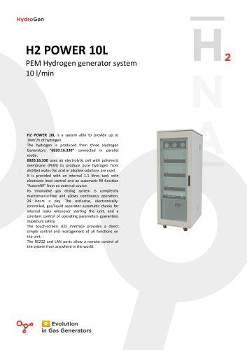 H2 POWER 10L