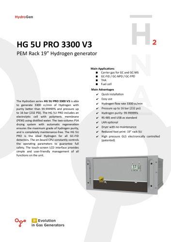 HG 5U PRO 3300 V3
