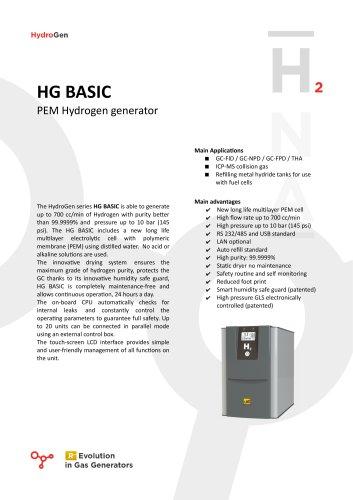 HG BASIC