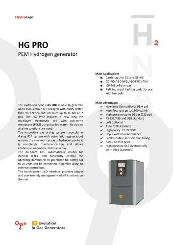 HG PRO