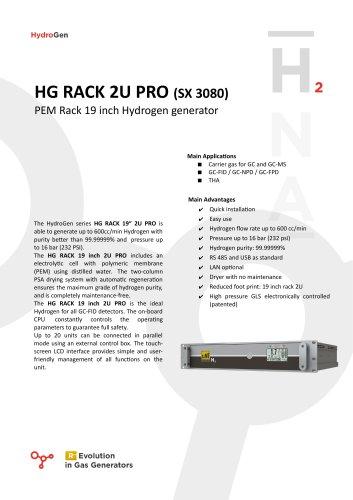 HG RACK 2U PRO (SX 3080)