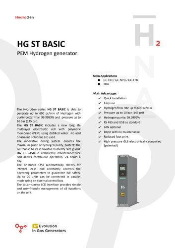 HG ST BASIC