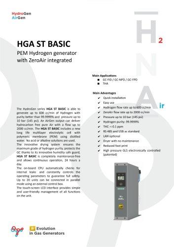HGA ST BASIC