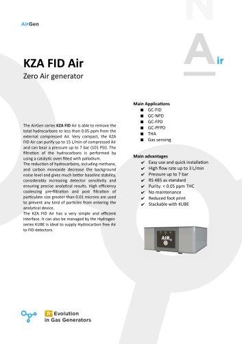 KZA FID Air