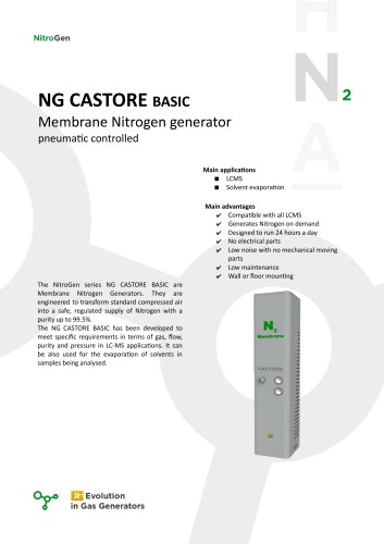 NG CASTORE BASIC