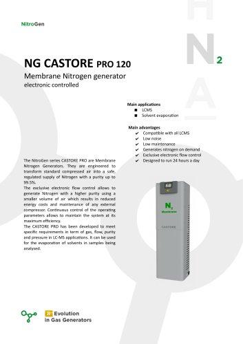 NG CASTORE PRO 120