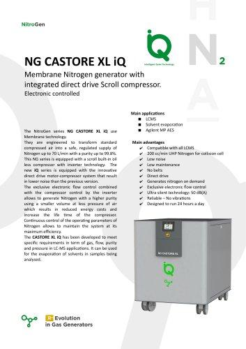 NG CASTORE XL iQ