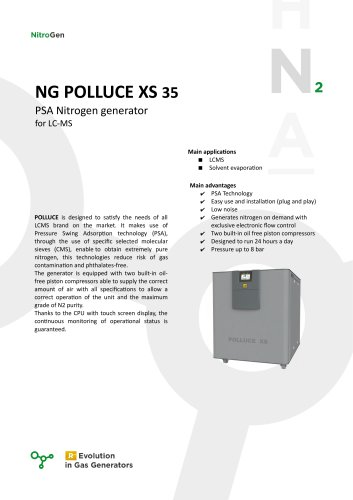 NG POLLUCE XS 35
