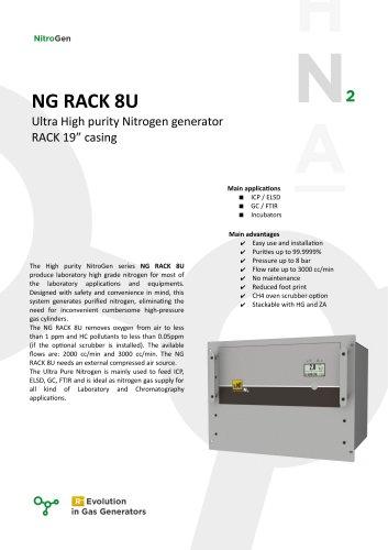 NG RACK 8U