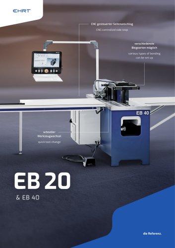 Bending machine - EB 40