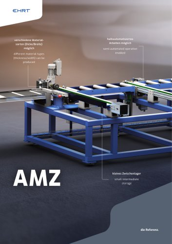 Material loading system - AMZ