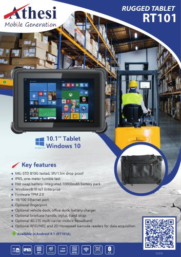 Rugged Talet RT101