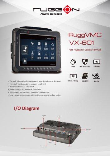RuggVMC VX-601
